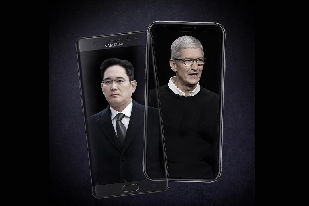 Samsung - Apple: Bên trong cuộc chiến tàn khốc để thống trị thị trường smartphone