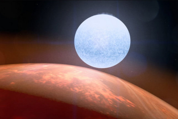 Phát hiện hành tinh nóng hơn cả một ngôi sao và có 4 mùa thay đổi liên tục sau 36 giờ