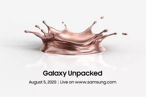Samsung xác nhận sự kiện ra mắt Galaxy Note 20 sẽ diễn ra vào ngày 05/08 sắp tới