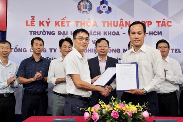 Viettel hợp tác với Đại học Bách khoa TP.HCM để nghiên cứu sản xuất chip 5G