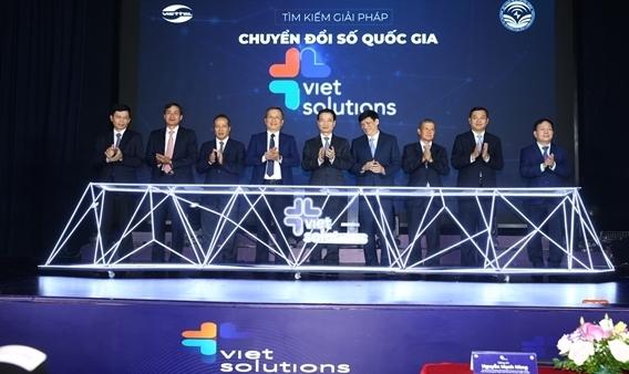 Khởi động cuộc thi tìm kiếm giải pháp chuyển đổi số Viet Solutions 2020