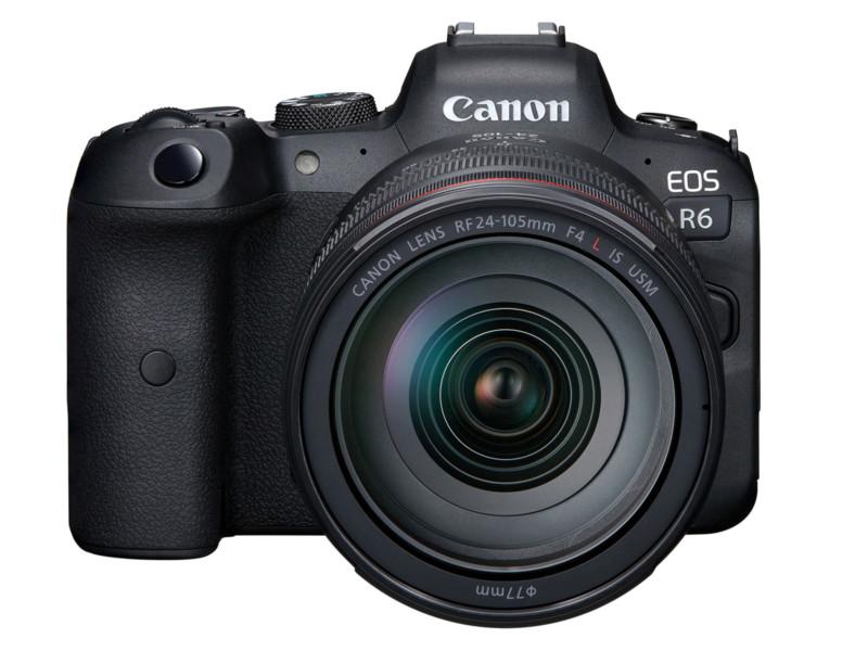 Canon trình làng 2 chiếc máy ảnh mirrorless Full Frame mới, EOS R5 và EOS R6