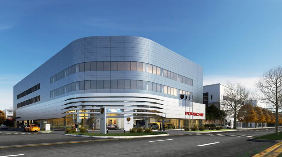 Porsche xây dựng trung tâm mới tại Việt Nam