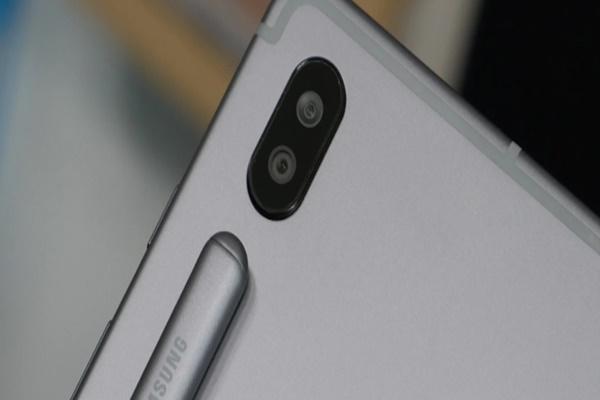 Galaxy Tab S7+ lần đầu lộ diện ảnh thực tế