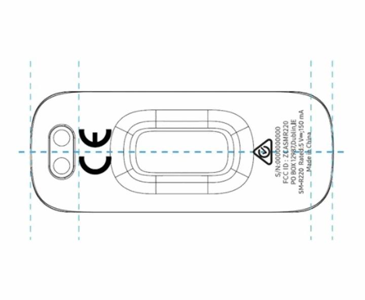 Lộ diện vòng đeo tay mới của Samsung, có thể là Galaxy Fit 2