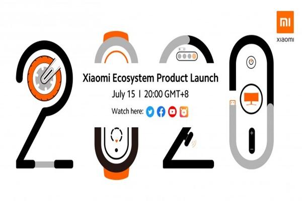 Xiaomi sẽ công bố smartphone, Mi Band 5 và cả scooter ngày 15/7