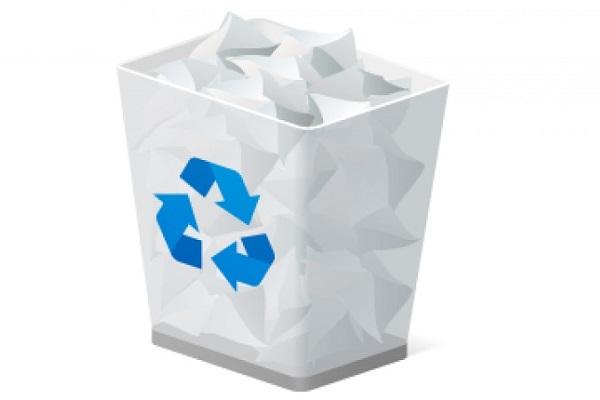 Cách bỏ qua Recycle Bin khi xóa file trên Windows 10