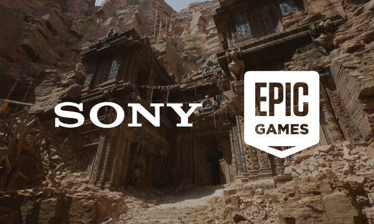 Việc Sony đầu tư tiền vào Epic Games rõ ràng có ý nghĩa rất lớn trước thềm ra mắt PS5