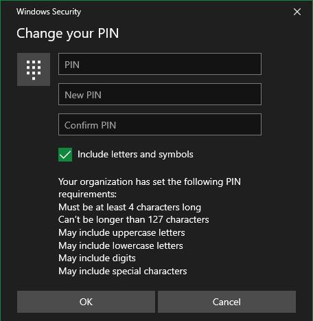 Sử dụng PIN hay password an toàn hơn trên Windows 10? 3