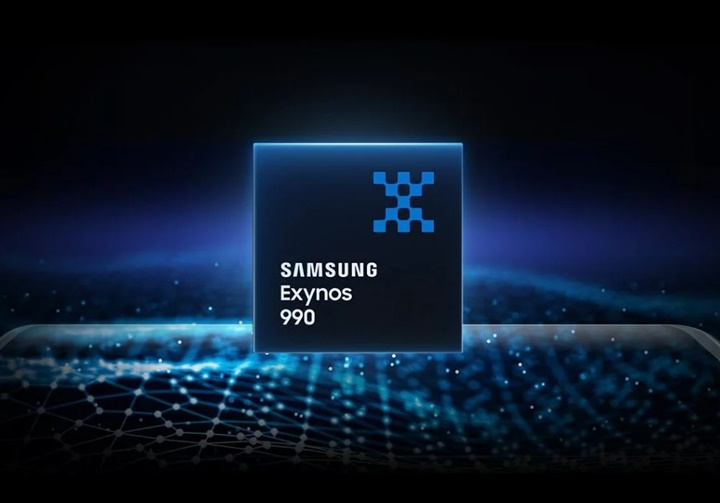 Galaxy Note20 sẽ sử dụng vi xử lí Exynos 990
