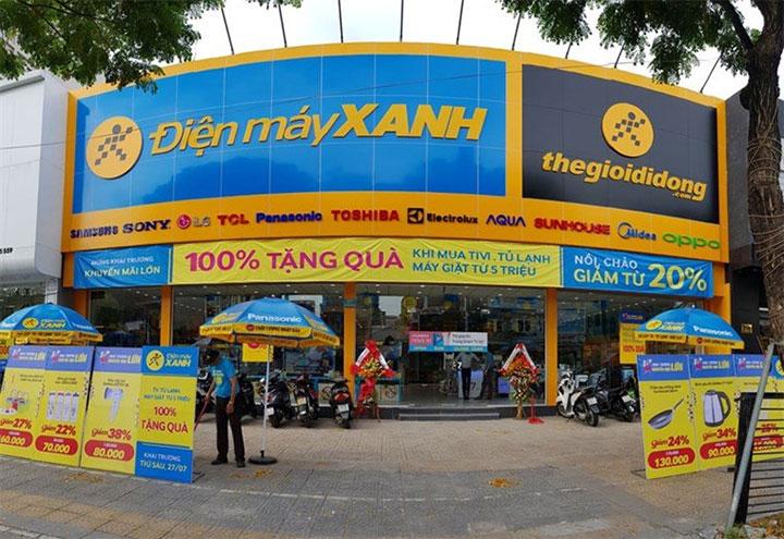Thế Giới Di Động là công ty kinh doanh hiệu quả nhất Việt Nam năm 2019