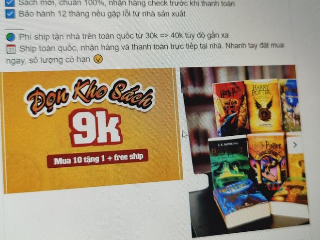 Facebook tiếp tay cho sách giả ở Việt Nam