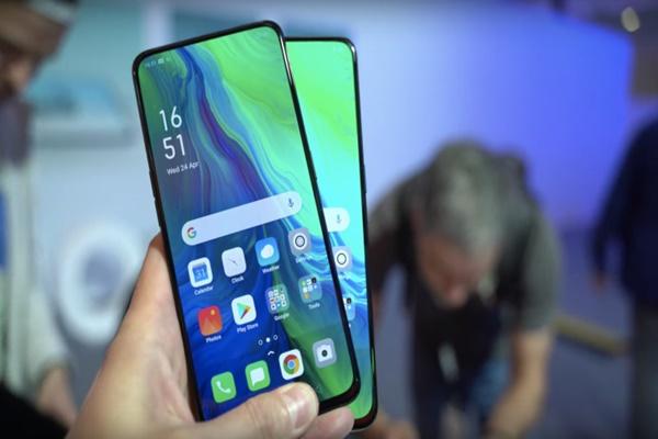 Oppo hé lộ công nghệ sạc nhanh 120W cho smartphone