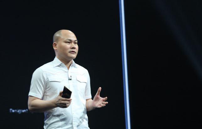 CEO Nguyễn Tử Quảng: Bkav đặt đặt nền móng và đang hàng ngày thúc đẩy ngành công nghiệp smartphone của Việt Nam