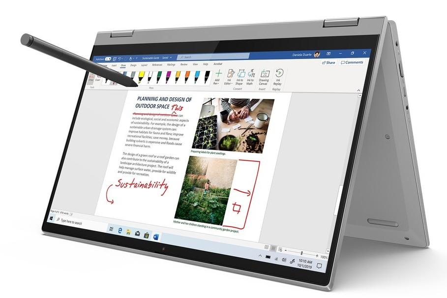 """Lenovo ra mắt IdeaPad Flex 5i tại Việt Nam: laptop """"biến hình"""" có cả bút cảm ứng, giá từ 16,29 triệu đồng"""