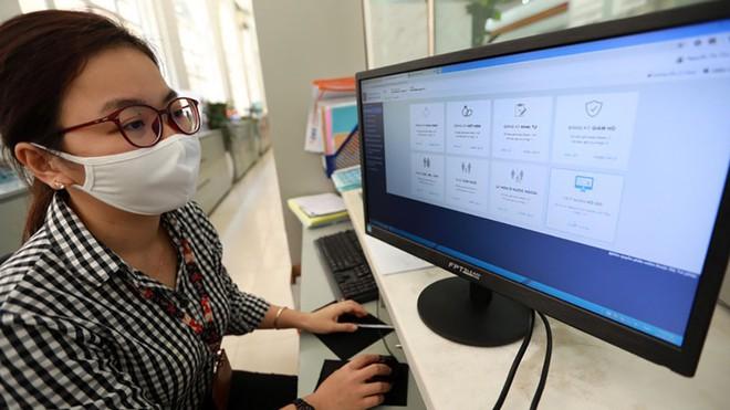 Việt Nam tăng 2 bậc trên bảng xếp hạng Chính phủ điện tử