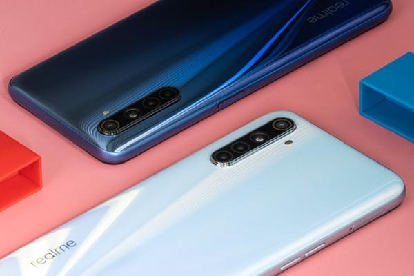 Realme sắp giới thiệu điện thoại hỗ trợ sạc nhanh 125W
