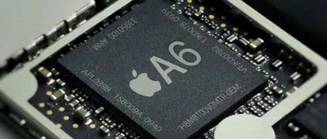 iPhone 5 sẽ dùng chip lõi tứ A6?