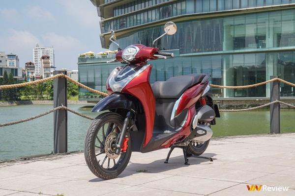 Honda SH mode ra mắt: nâng cấp, giá thấp nhất gần 54 triệu đồng