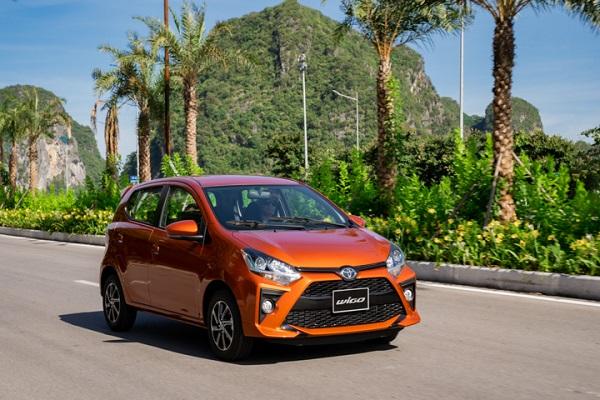Toyota Wigo 2020 nâng cấp giá từ 352 triệu đồng, rẻ hơn hẳn Vinfast Fadil