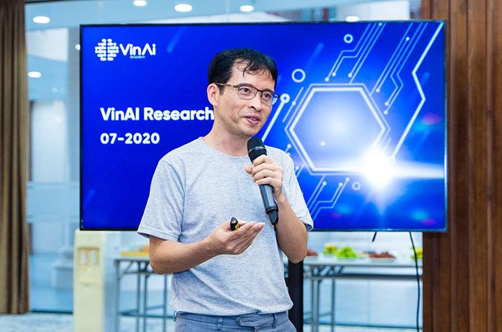 VinGroup có 3 công trình được công bố tại hội nghị máy học quốc tế