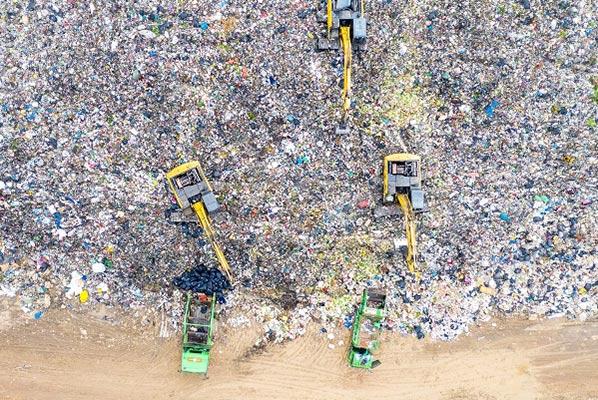 Liệu cuộc cách mạng năng lượng hiđrô có bắt đầu được từ những đống rác thải?
