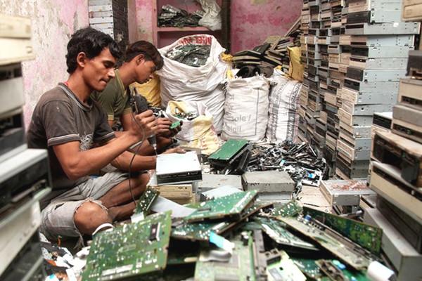 Cảnh báo: Rác thải điện tử toàn cầu tăng cao kỷ lục trong khi tỷ lệ tái chế vẫn rất thấp