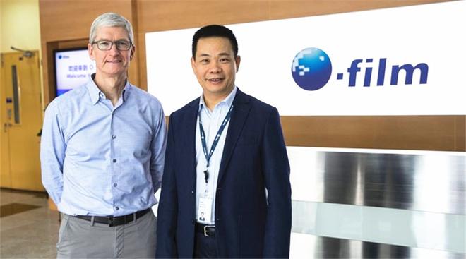 Mỹ cấm cửa công ty Trung Quốc làm camera cho iPhone