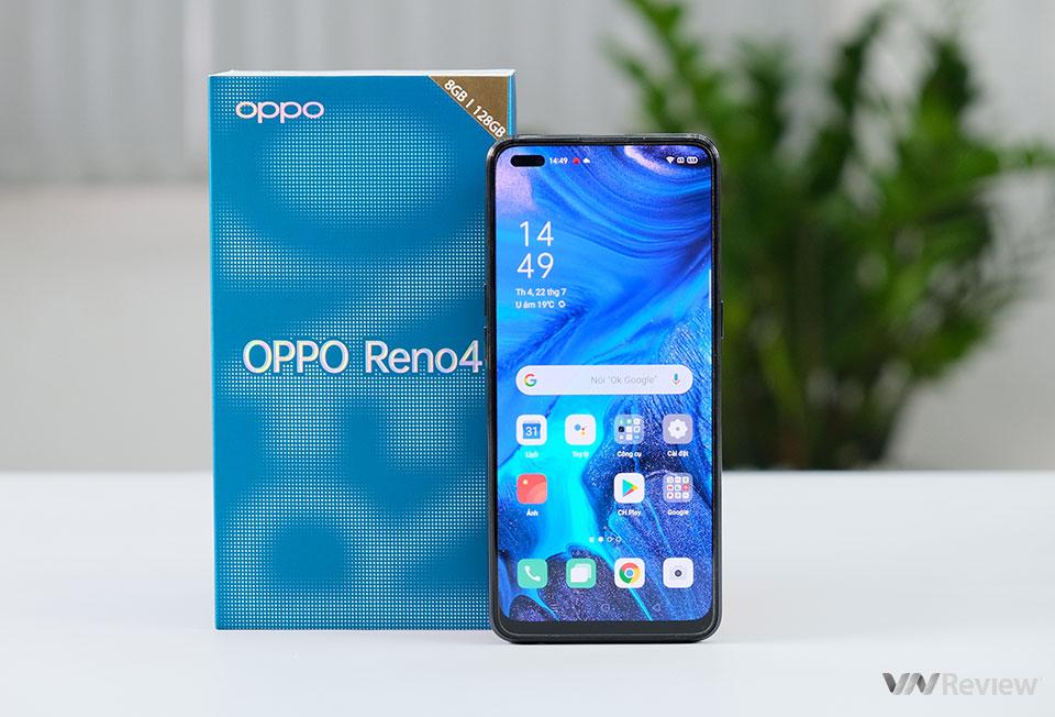 Mở hộp Oppo Reno4: Oppo giờ đã trở nên thực dụng hơn