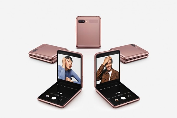 Samsung Galaxy Z Flip 5G chính thức ra mắt: Snapdragon 865+, 2 màu mới