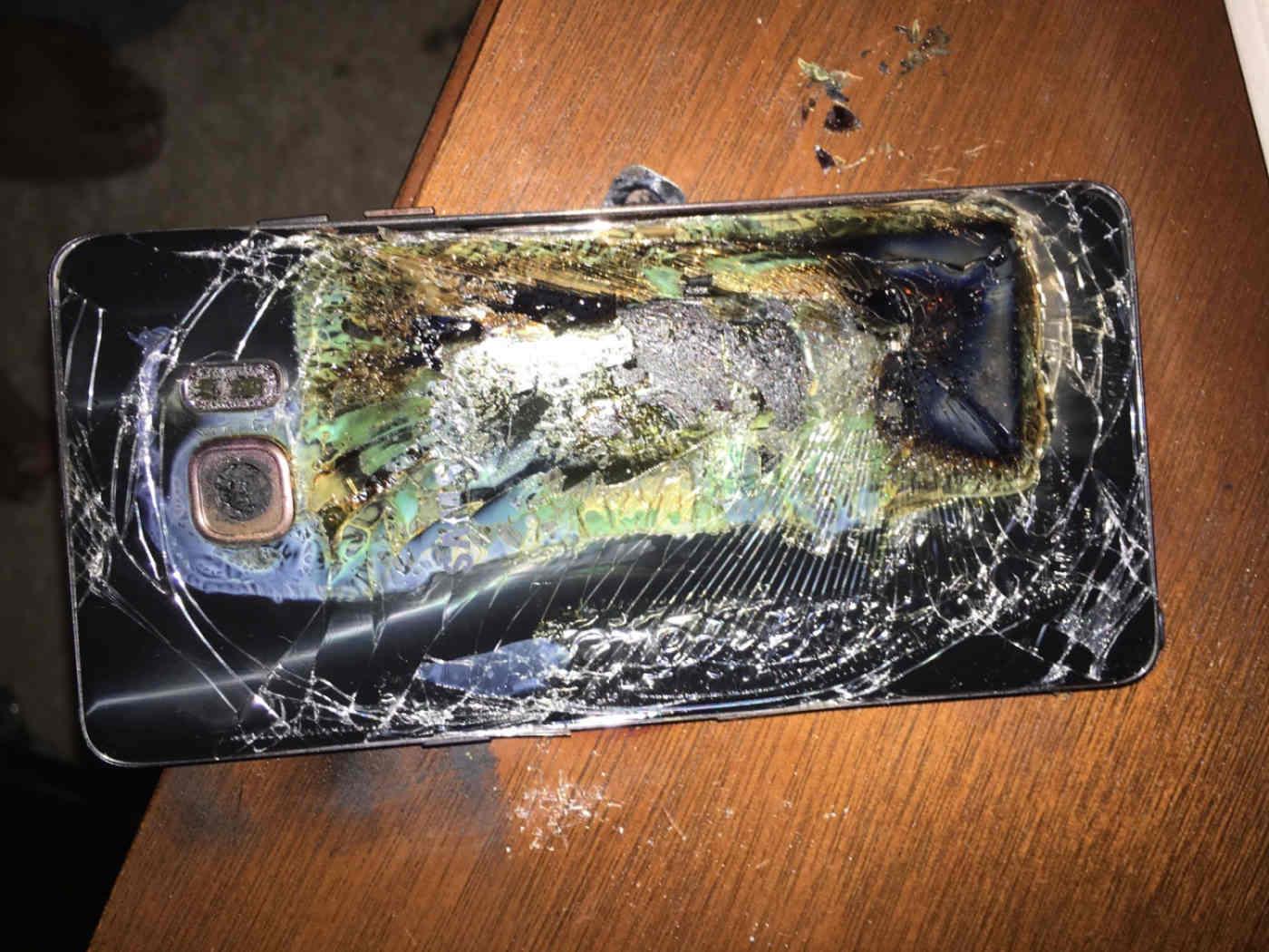 Người dùng Galaxy Note 7 thua kiện Samsung tại Hàn Quốc