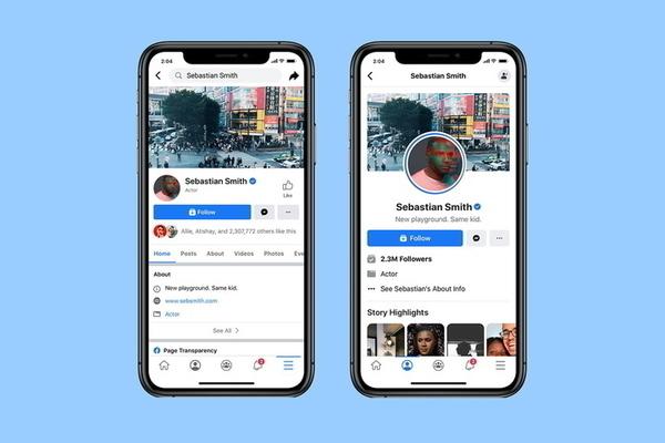 Facebook thử nghiệm thay đổi cách tương tác và quản lý Fanpage, sẽ không còn nút Like