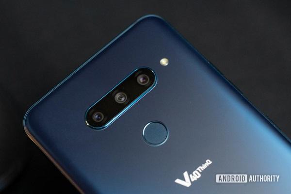 Chính LG V40 đã mở ra kỷ nguyên điện thoại 3 camera hiện đại