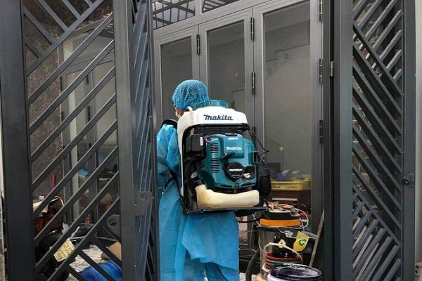 Đà Nẵng: Xác định được F1, tiếp xúc trực tiếp, với bệnh nhân 418