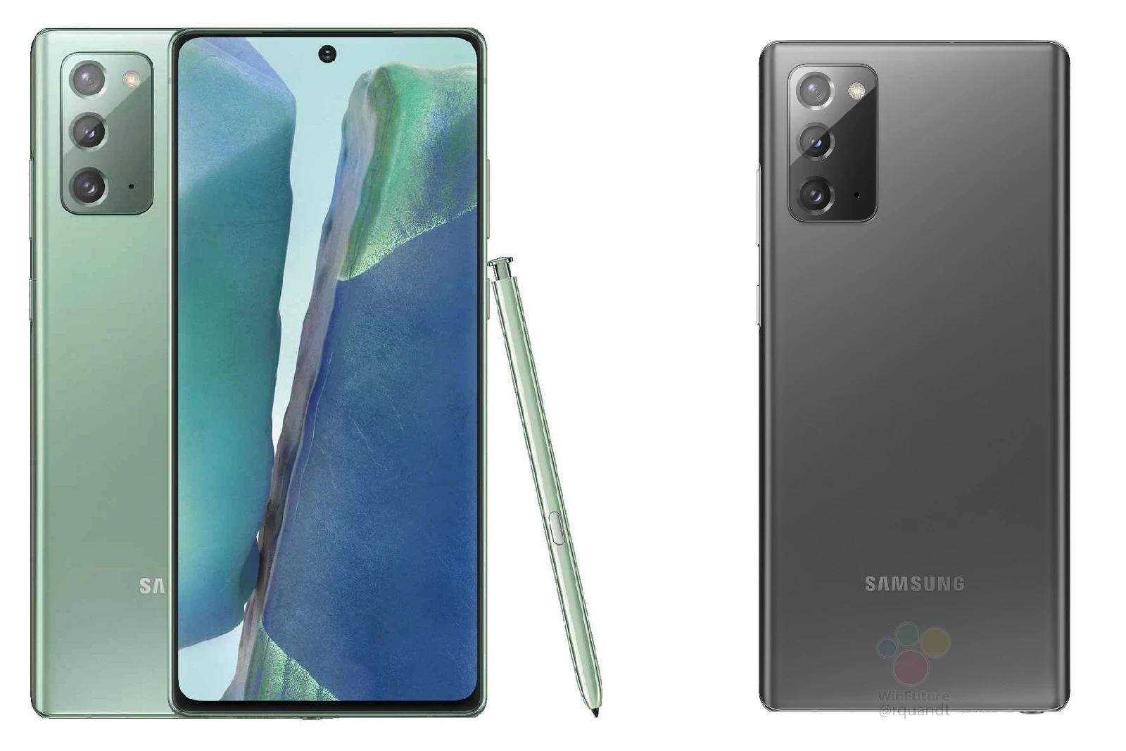 Tin đồn: Exynos 990 bên trong những chiếc Galaxy Note 20 sẽ mạnh ngang ngửa phiên bản Snapdragon