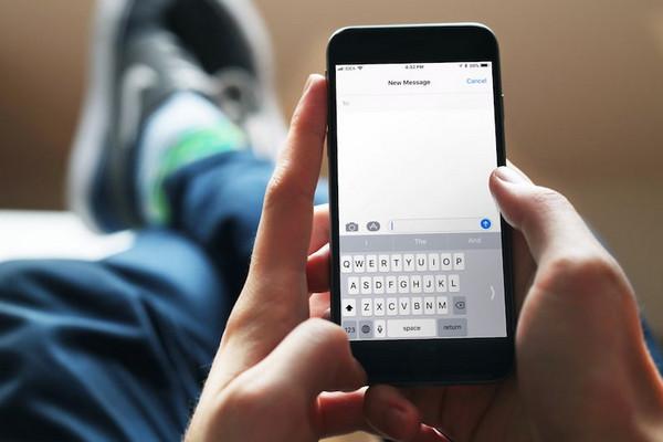 Bàn phím mặc định trên iPhone dù cải tiến liên tục nhưng vẫn còn lỗi cực kỳ khó chịu