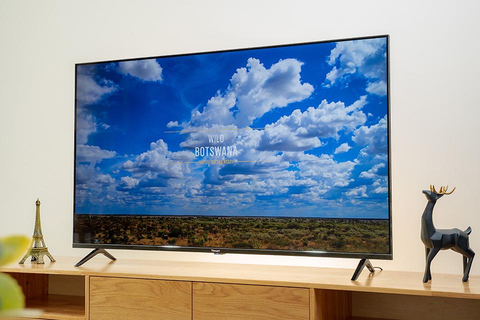 5 TV Vsmart chạy Android gốc mở bán trên toàn quốc, giá mới ưu đãi hơn