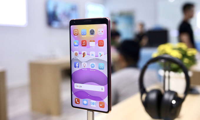 Bphone B86 sắp có chứng chỉ Google Play Protect