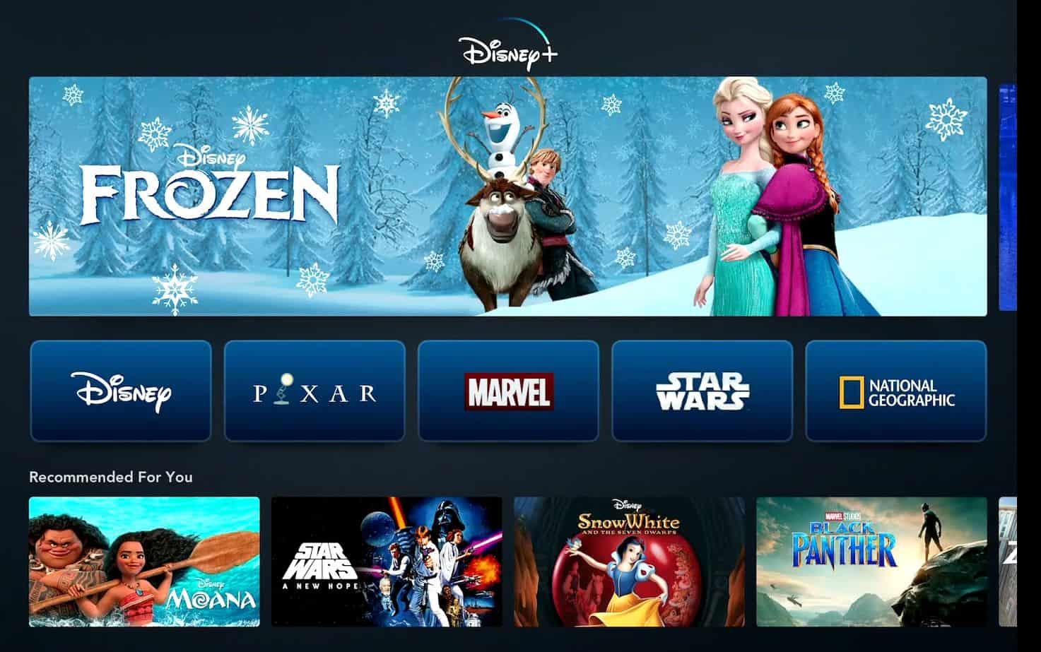 Người dùng Disney+ phàn nàn TV Samsung cho trải nghiệm kém