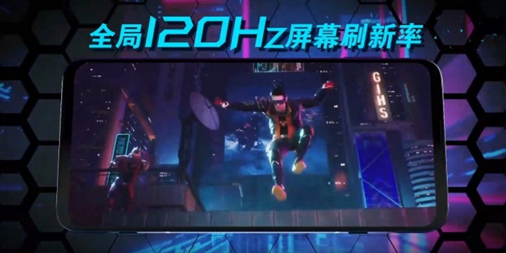 Black Shark 3S trình làng với màn hình AMOLED 6.67 inch 120 Hz, chip Snapdragon 865