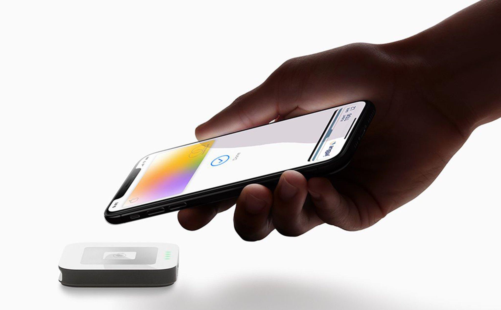 Apple mua lại startup có thể biến những chiếc iPhone thành thiết bị thanh toán