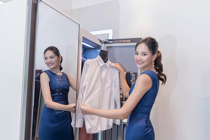 Samsung ra mắt tủ chăm sóc quần áo thông minh và loạt đồ gia dụng mới ở Việt Nam