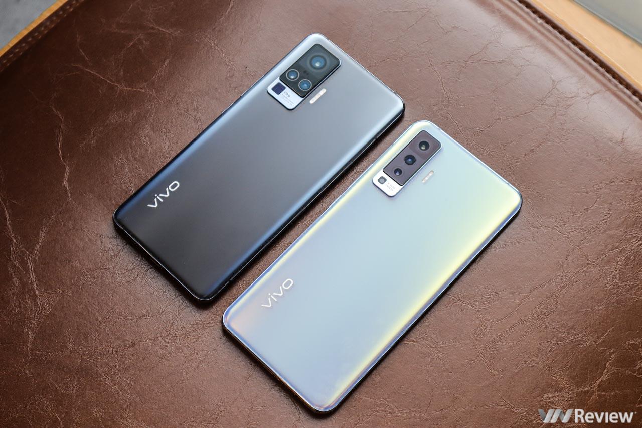 Trên tay vivo X50 và X50 Pro