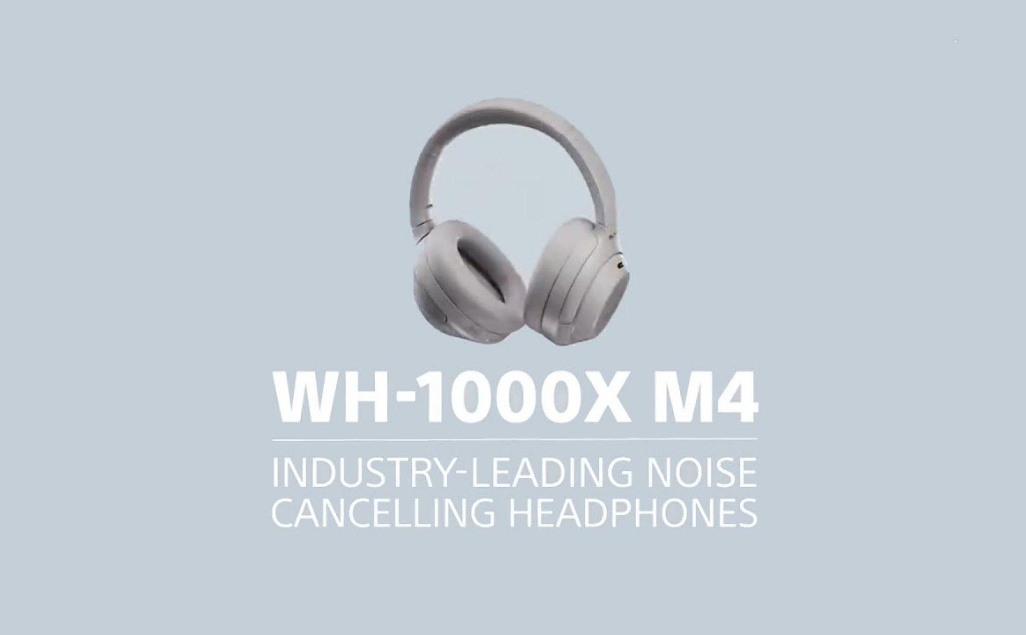 Sony sắp ra tai nghe khử ồn phủ đầu AirPods Studio