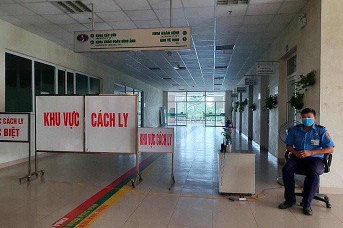 18 ca mắc COVID-19 mới: 16 ca liên quan đến BV Đà Nẵng, 1 ca tại Đồng Nai