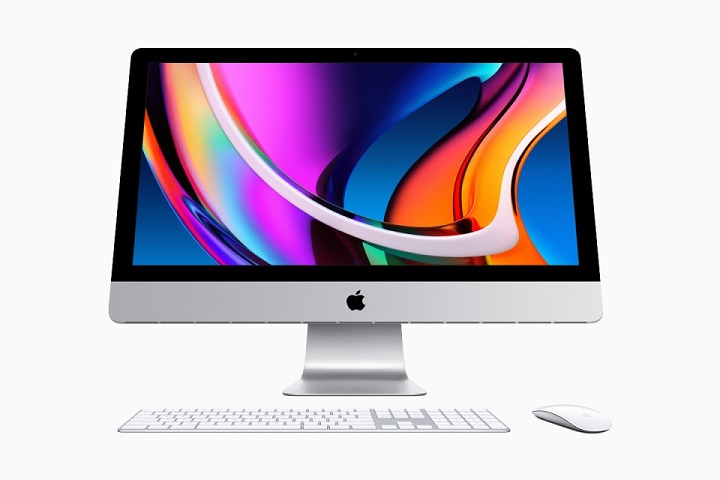 Apple cập nhật iMac: bộ xử lý Intel mới, nâng cấp webcam tốt hơn
