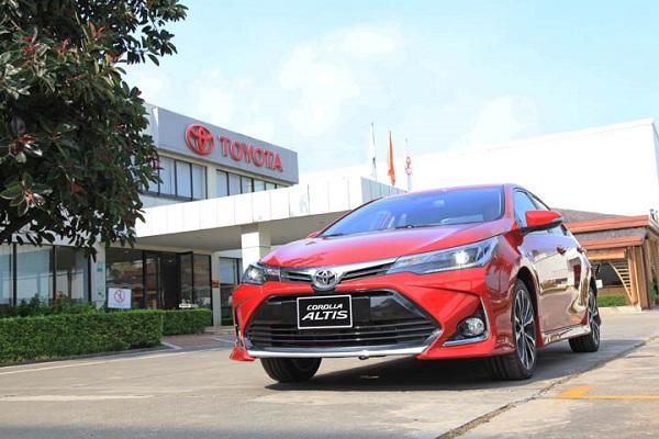 Toyota Corolla Altis 2020 ra mắt tại Việt Nam: tăng trang bị, giảm giá bán