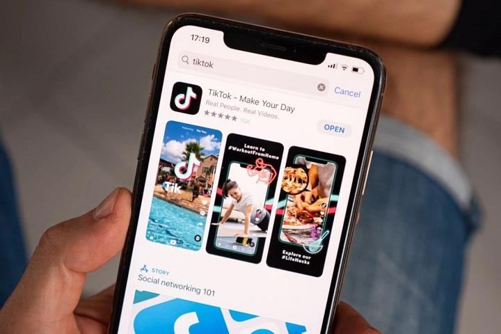 Apple bác thông tin muốn mua TikTok Mỹ