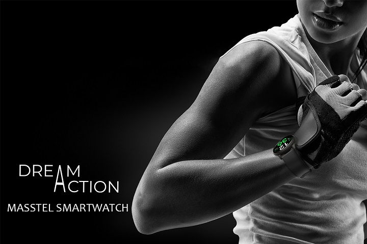 "7 lý do khiến giới trẻ ""phát cuồng"" Smartwatch Masstel Dream Action"