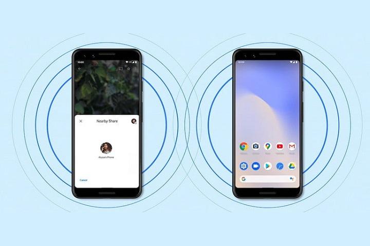 Cách sử dụng Nearby Share trên các thiết bị Android